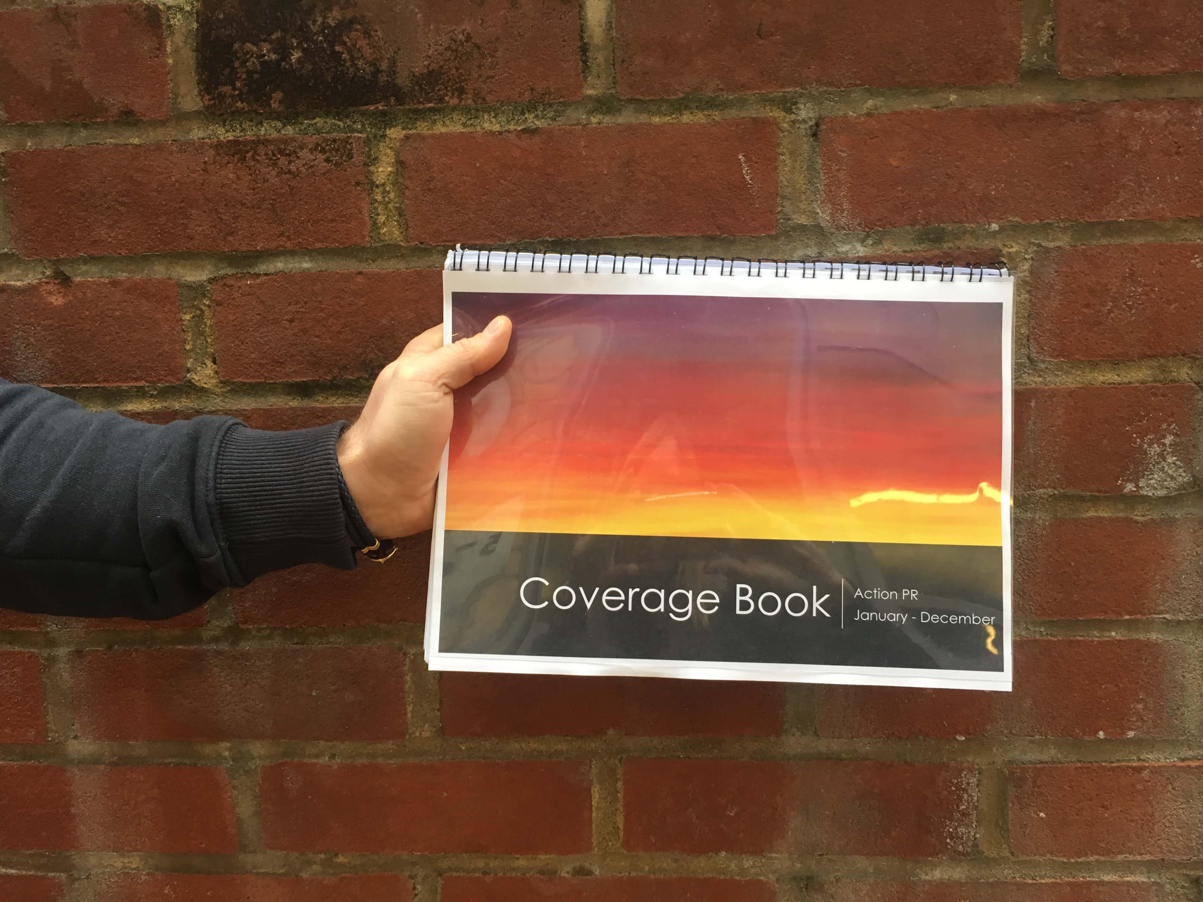 Coverage Book