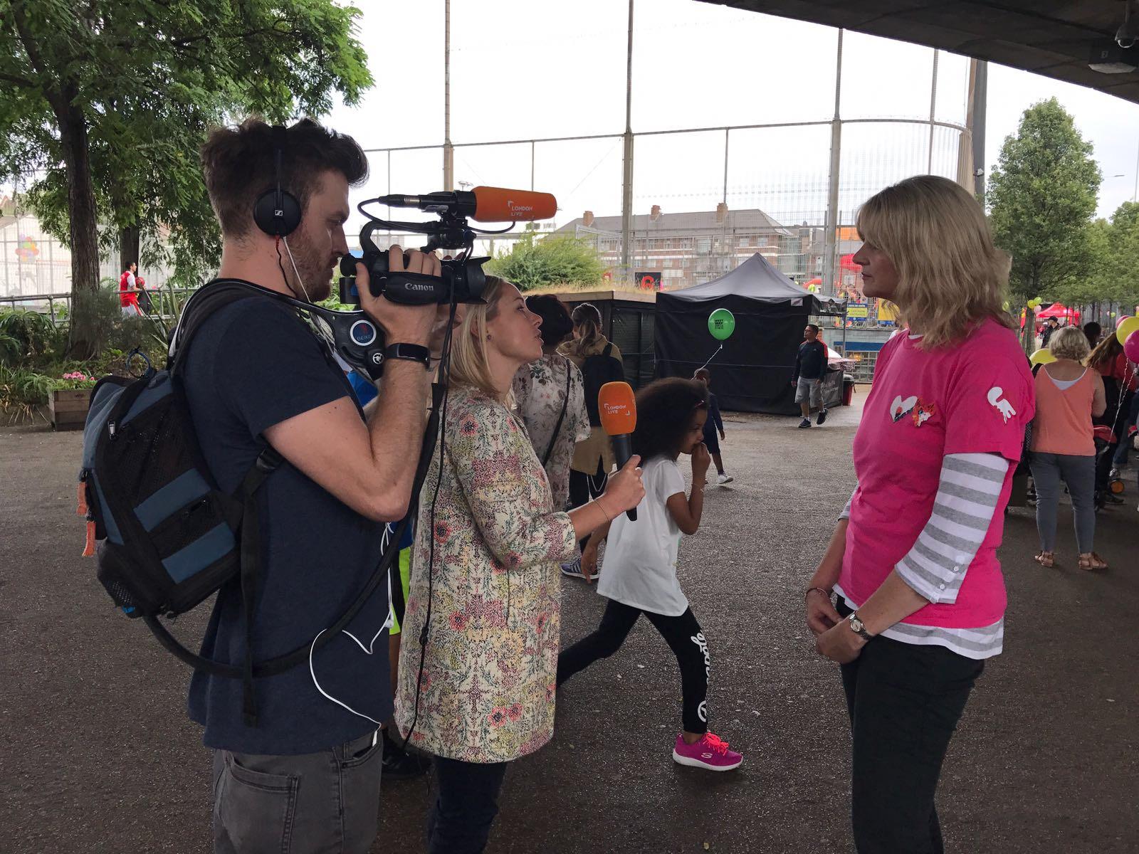 broadcast PR