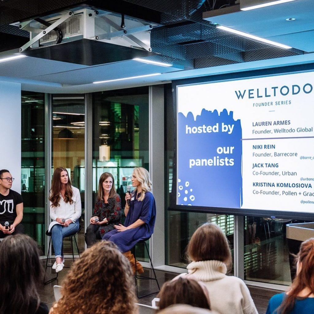 Welltodo Founder Series