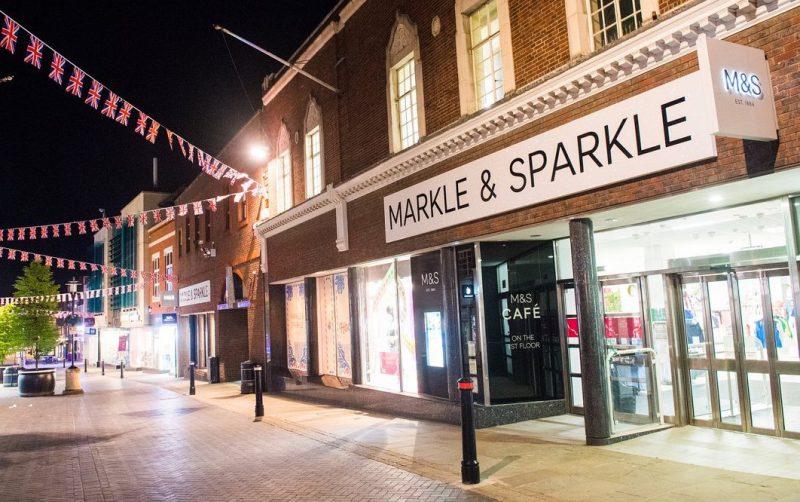 Markle and Sparkle