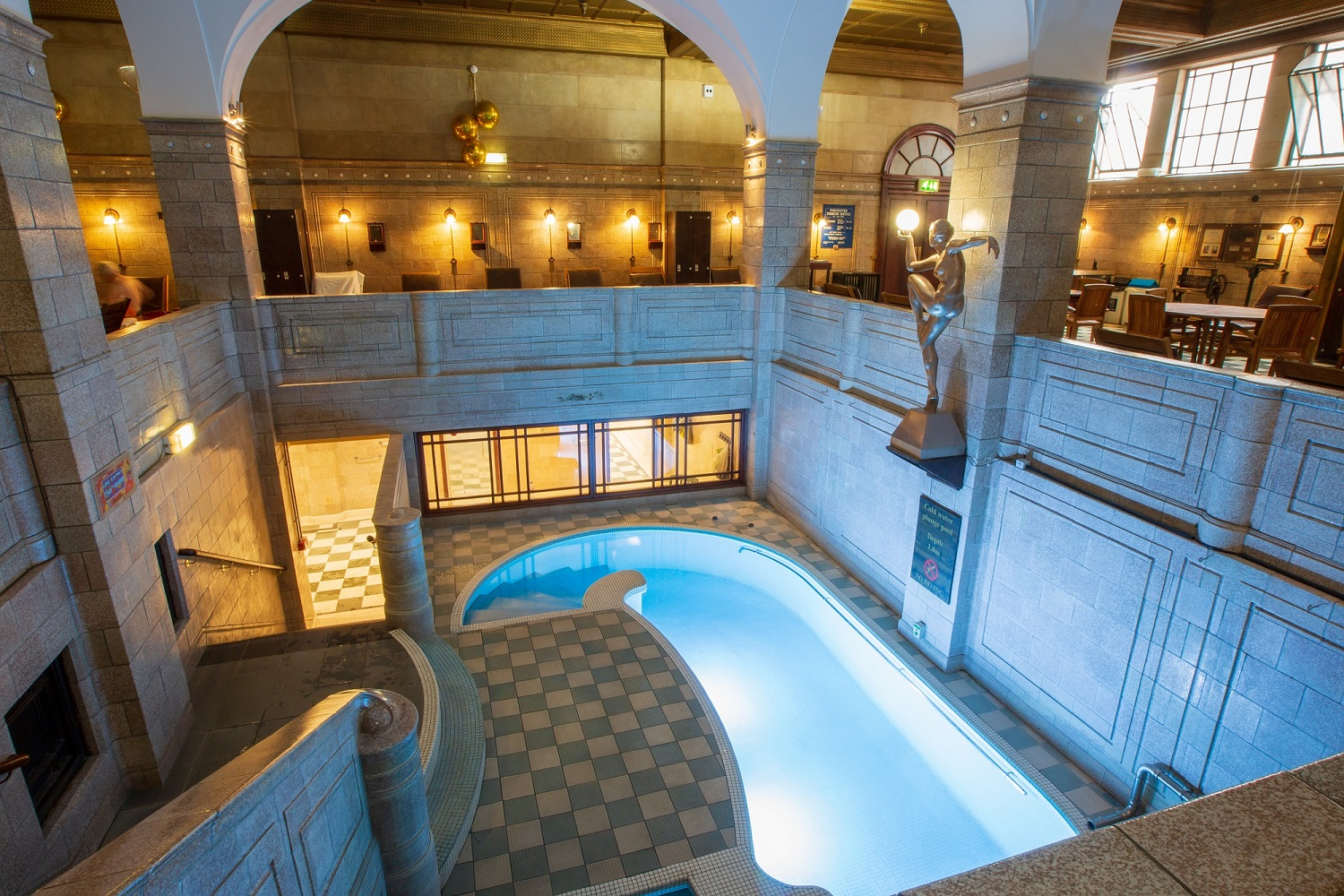 Porchester Spa